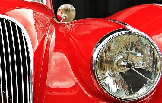 Jaguar, des voitures de collection à flot
