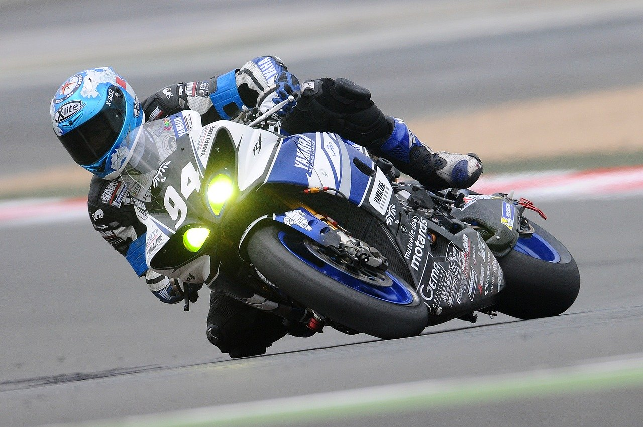 Faire un essai de moto